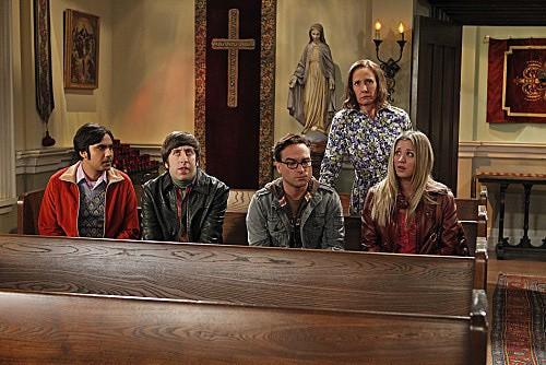The Big Bang Theory Una Scena Dell Episodio The Rhinitis Revelation 236954