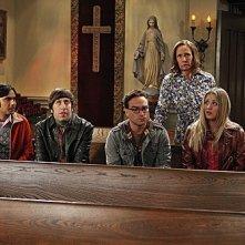The Big Bang Theory: una scena dell'episodio The Rhinitis Revelation