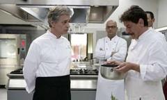 Benvenuti a tavola chi di ricetta ferisce di ricetta perisce - Benvenuti a tavola cast ...