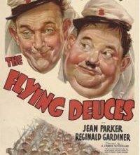 I diavoli volanti: la locandina del film