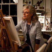 Ho cercato il tuo nome: Blythe Danner dipinge in una scena del film