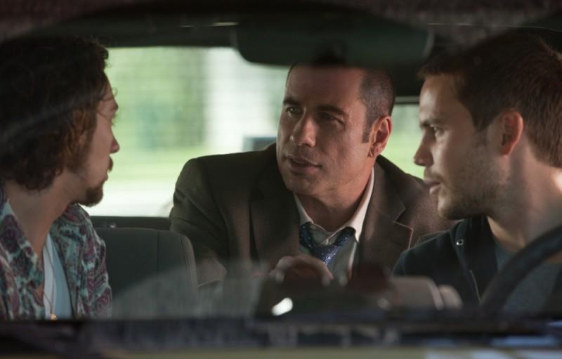 Le Belve John Travolta Taylor Kitsch E Aaron Johnson In Una Delle Prime Immagini Del Nuovo Film Di O 237005