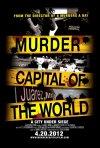 Murder Capital of the World: la locandina del film