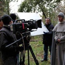 Riprese del film DUNS SCOTO con ADRIANO BRAIDOTTI