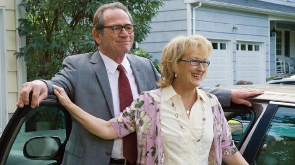Tommy Lee Jones E Mery Streep In Una Scena Di Great Hope Springs 237014