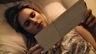 Another Heart: Brit Marling in una scena del film