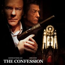 La locandina di The Confession