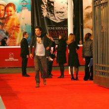 Mohamed Zouaoui al Festival internazionale del Film di Roma (2010)