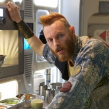 Prometheus: Sean Harris è Fifield in una scena del film