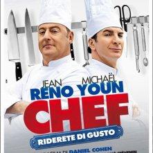 Chef: la locandina italiana del film