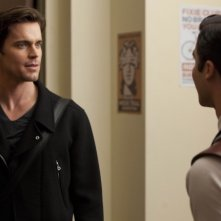 Glee: Matthew Bomer e Darren Criss nell'episodio Big Brother