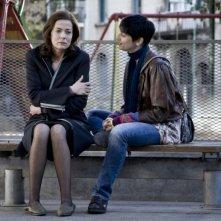Il richiamo: Francesca Inaudi e Sandra Ceccarelli in una scena del film