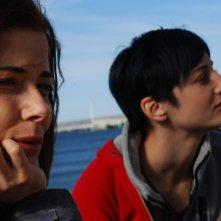 Il richiamo: Francesca Inaudi insieme a Sandra Ceccarelli in una scena del film