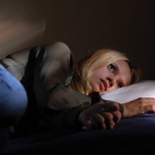 Sandrine nella pioggia: la protagonista Sara Forestier in un'immagine del film