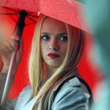 Sandrine nella pioggia: Sara Forestier in un'immagine del film
