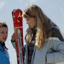 Sister: Léa Seydoux con Kacey Mottet Klein in una scena del film