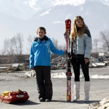 Sister: Léa Seydoux e Kacey Mottet Klein in una scena del film