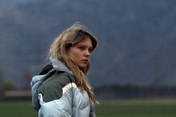 Sister: Léa Seydoux in una scena del film