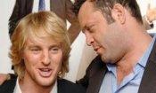 Owen Wilson e Vince Vaughn stagisti per caso