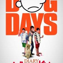 Diary of a Wimpy Kid: Dog Days: ecco la locandina