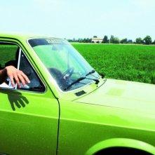I giorni della vendemmia: Gian Marco Tavani in una scena del film