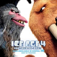 L'era glaciale 4: Character poster 4