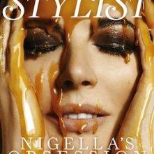 Nigella Lawson in cover su Stylist
