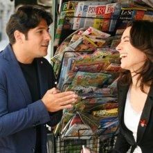 Workers - Pronti a tutto: Dario Bandiera insieme a Daniela Virgilio in una scena del film
