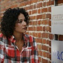 Workers - Pronti a tutto: Nicole Grimaudo in una scena del film