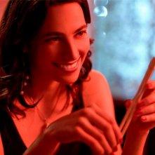 Workers - Pronti a tutto: un bel sorriso di Daniela Virgilio in una scena del film