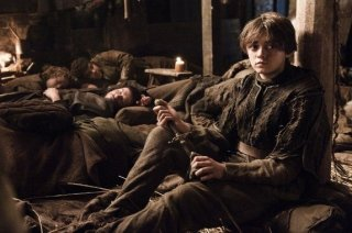 Game of Thrones: Maisie Williams nell'episodio What Is Dead May Never Die