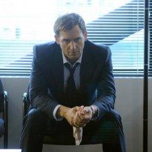 Il socio: Josh Lucas in un'immagine della serie nei panni dell'avvocato Mitch McDeere