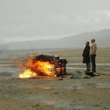 Silent Souls: Yuriy Tsurilo e Igor Sergeyev in un'intensa scena del film