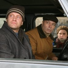 Silent Souls: Yuriy Tsurilo e Igor Sergeyev in una scena del film