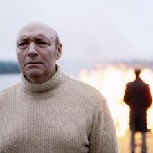 Silent Souls: Yuriy Tsurilo in una scena del film