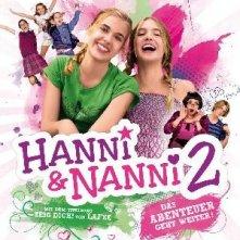 Hanni & Nanni 2: la locandina del film