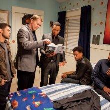 Jerry Ferrara, Gary Owen, Terrence J, Michael Ealy e Romany Malco in Think Like a Man della Screen Gems