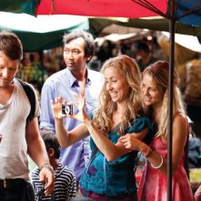 Joel Edgerton in Wish You Were Here con Felicity Price, Antony Starr e Teresa Palmer.