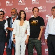 Photocall film Cose dell'altro mondo - Venezia 2011