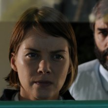 Maternity Blues: Daniele Pecci insieme ad Andrea Osvart in una scena del film