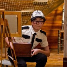 Moonrise Kingdom: Jared Gilman in una scena del film