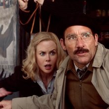 Nicole Kidman e Clive Owen in una scena inquietante di Hemingway & Gellhorn