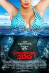 Piranha 3DD: è il momento delle locandine che espongono grazie femminili acquatiche in pericolo