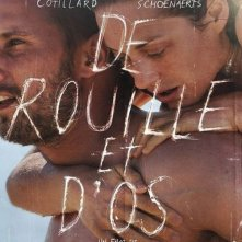 Rust and Bone: la locandina francese