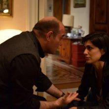100 metri dal paradiso: Domenico Fortunato in una scena tratta dal film con Giulia Bevilacqua