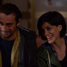 100 metri dal paradiso: Giulia Bevilacqua sorride con Jordi Mollà in una scena del film