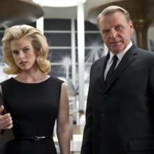 Men in Black 3: Alice Eve in una scena del film