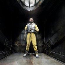 Men in Black 3: Jemaine Clement è il cattivo Boris in una scena del film
