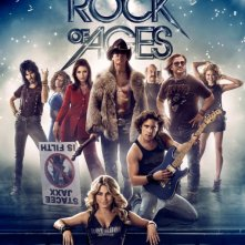 Rock of Ages: nuovo poster