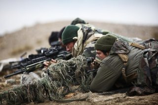 Special Forces - Liberate l'ostaggio: la forze speciali schierate in una scena del film